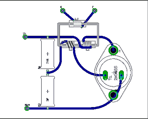 Берем строчный трансформатор